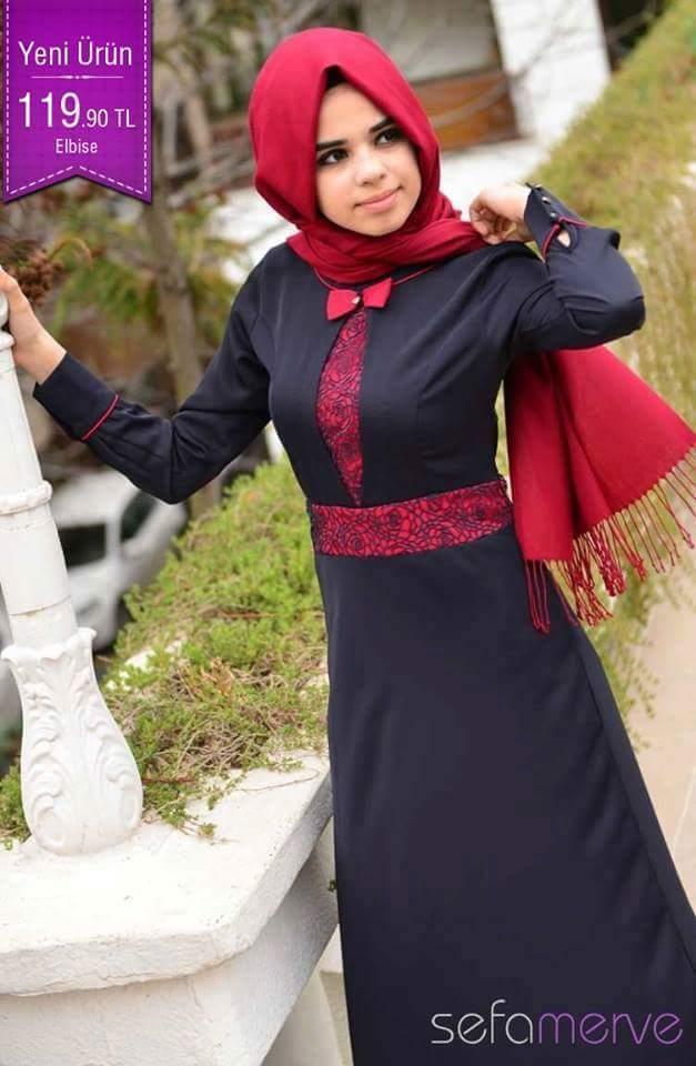 8bfb2b546cc22 حجابات متنوعة - خياطة جزائرية