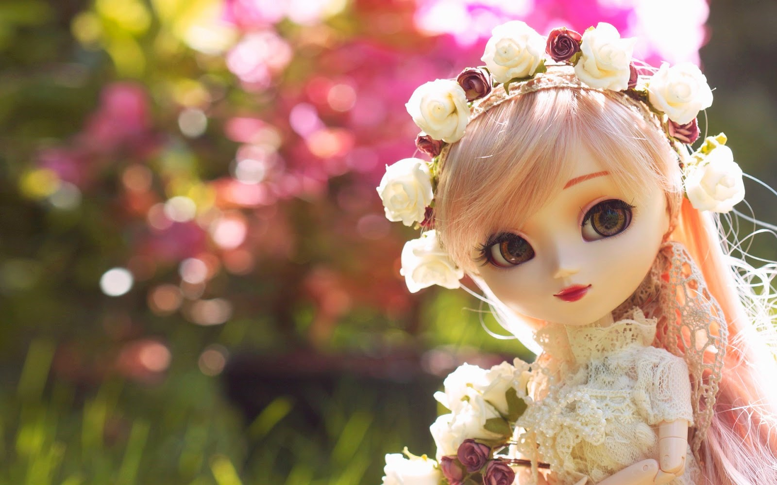 Cute dolls wallpapers for girls cute dolls wallpapers - Nice doll wallpaper ...