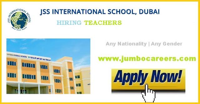 teaching vacancies in dubai schools, teaching jobs in dubai for indian females, online teaching jobs in dubai