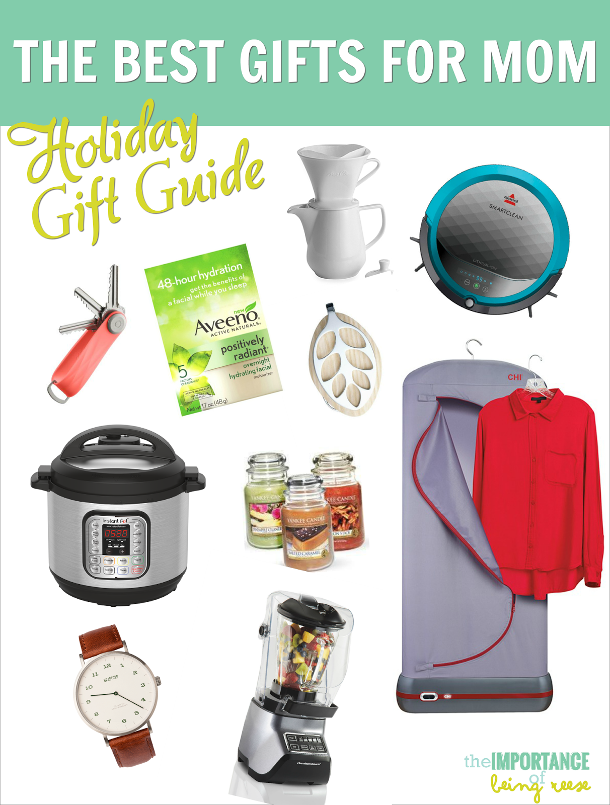 Here are some of the hottest holiday gifts for moms this season!