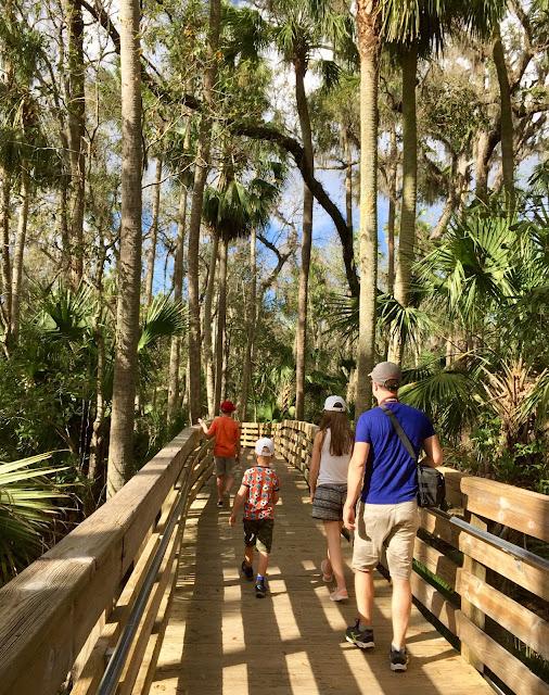 Florida lasten kanssa kokemuksia