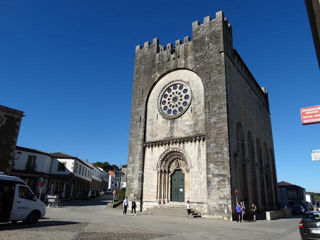 Iglesia de San Nicolás de Portomarín