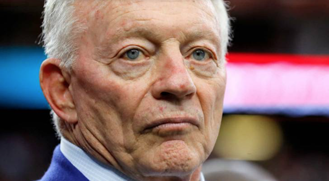 Jerry Jones says Cowboys players will be required to stand for national anthem
