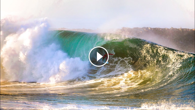 THE WEDGE - BIGGEST DAY IN YEARS