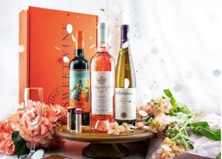 Sweet Wine Club Box
