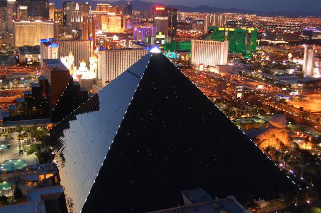Hotel Cassino Luxor Las Vegas