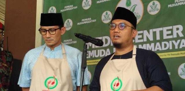Lewat Istikharah, Dahnil Mantap Jadi Koordinator Jubir Prabowo-Sandi