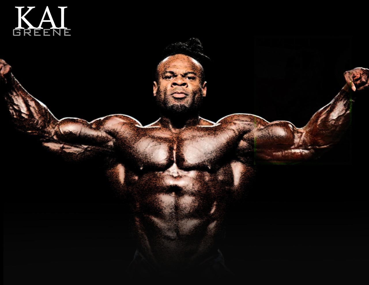 Daily Bodybuilding Motivation: Hot Body Male Model Kai Greene