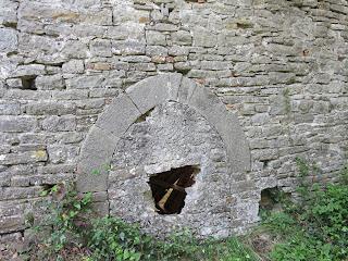 Abandoned Barbazzone, Church of San Giorgio.