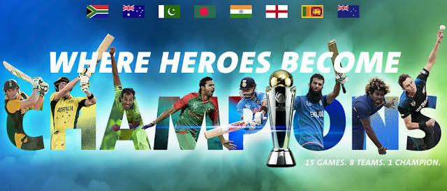 ICC Champions Trophy 2017 Prize Money