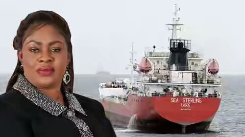 UNBELIEVABLE! See What Happened After Stella Oduah Purchased $13 Million Oil Tanker.