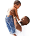 Kanye West & Son Look So Adorable In New Pic