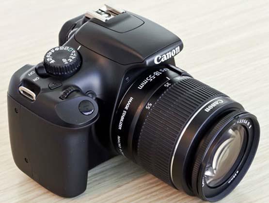 Canon eos 1100d memory card type