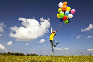 A vida evolui naturalmente em direção à felicidade.
