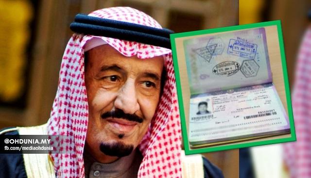 Diprotes Mesir Kerana Mahal, Raja Salman Mansuh Yuran Visa Haji, Umrah