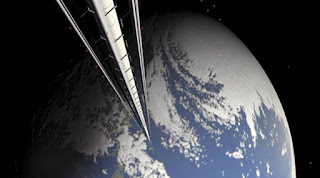 Japan to conduct world's first test of space elevator