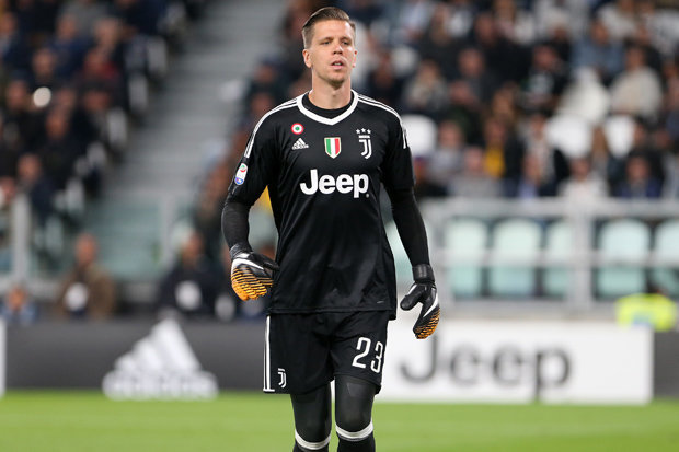 wojciech szczesny Arsenal Juventus