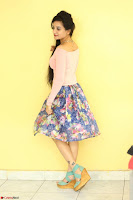 Janani Iyyer in Skirt ~  Exclusive 112.JPG
