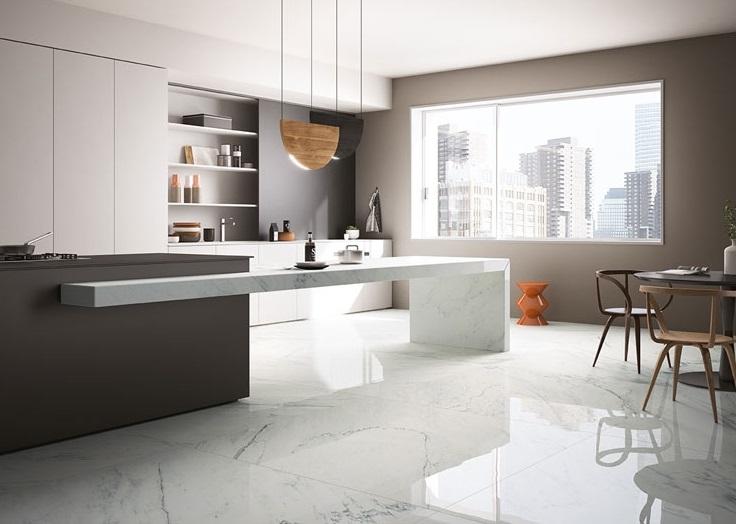 Come scegliere i pavimenti per valorizzare l 39 arredamento for Arredamento casa bianco