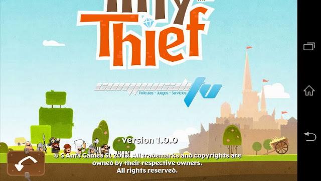 Tiny Thief Juego para Android Apk