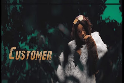 Video  Fancy Gadam  Ft Patoranking - Customer