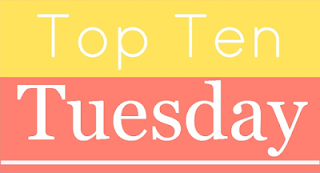 # 8 Top Ten Tuesday: Mis autores favoritísimos + Sorteo 200 Seguidores
