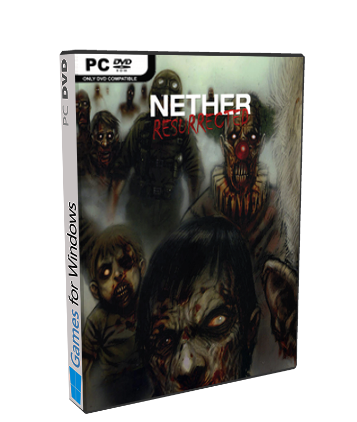 Nether Resurrected poster box cover
