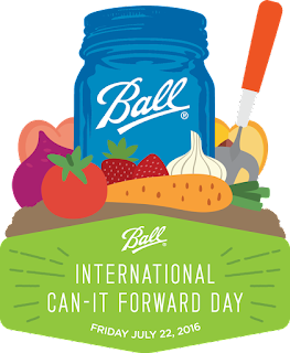 Ball Brand Can-It Forward Day 2016