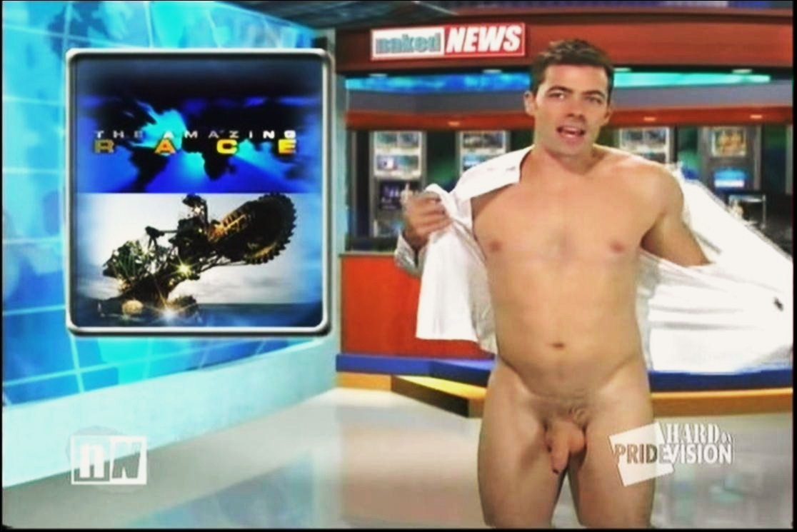 Naked News Daily Male Videos 53