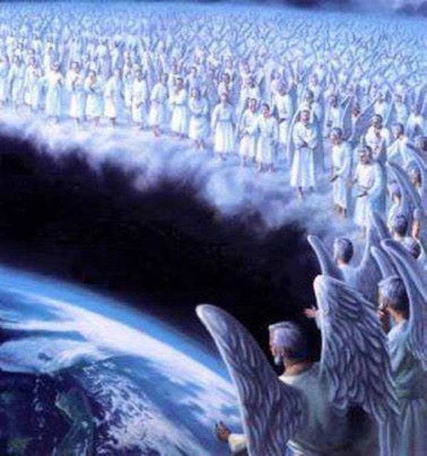 Malaikat Belum Pernah ke Bumi Pun Akhirnya Ikut Menggotong Jenazahnya! Siapa Dia?