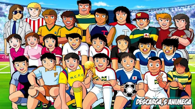Super Campeones 128/128 Audio: Latino Servidor: Mega
