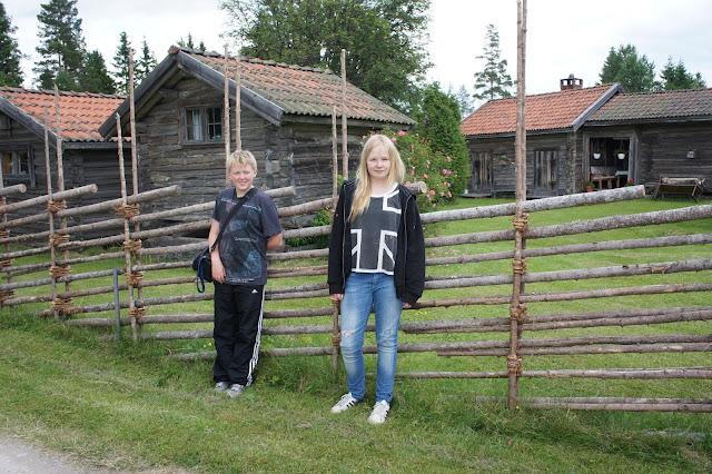 Gustav och Madde