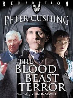 The Blood Beast Terror (El deseo y la bestia)<br><span class='font12 dBlock'><i>(The Blood Beast Terror )</i></span>