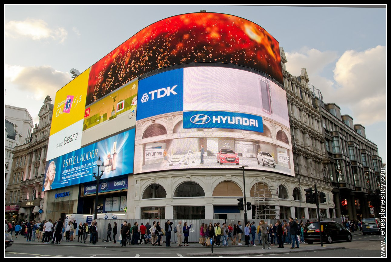 Londres Picadilly Circus (London)