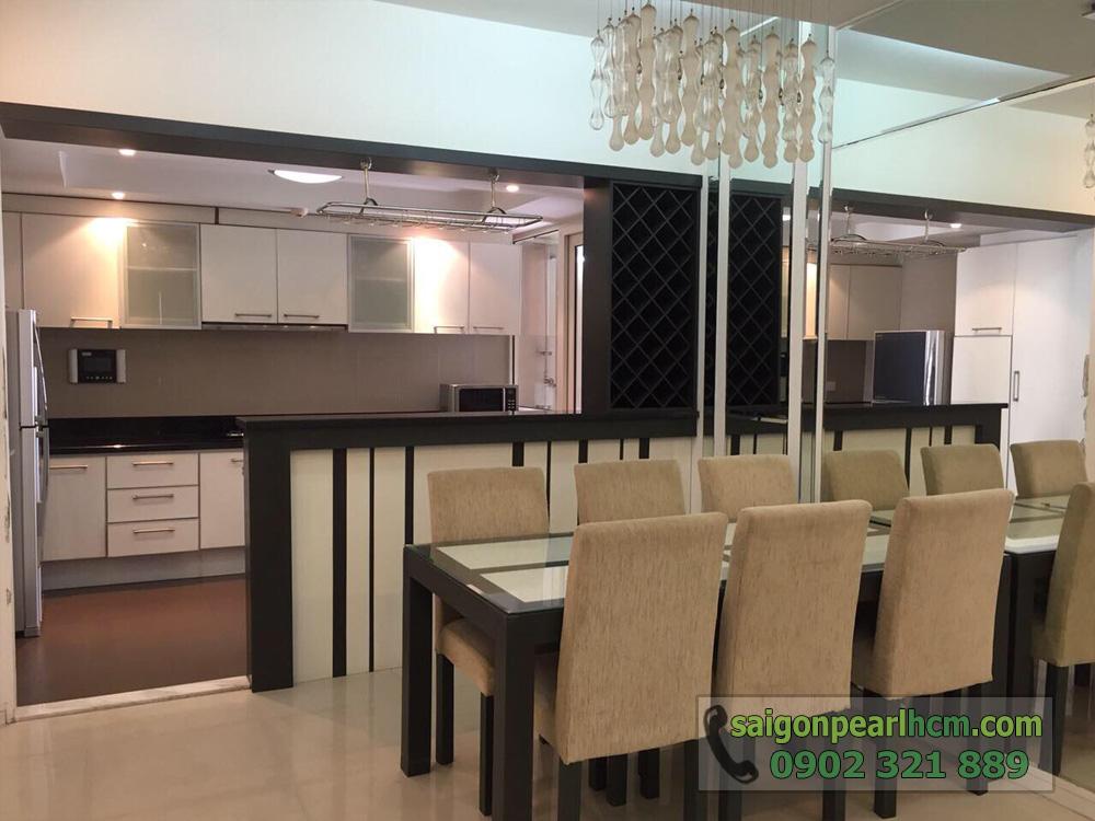 bán hoặc cho thuê căn hộ 135m2 tầng cao tại Saigon Pearl - hình 5