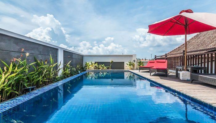ZenRooms Merupakan Salah Satu Hotel Dengan Harga Terjangkau Di Bali Memiliki Banyak Mini Yang Terdekat Pantai