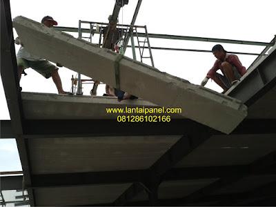 munggahke panel lantai
