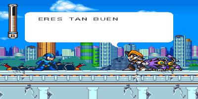 Megaman 7 [Español] - Captura 4