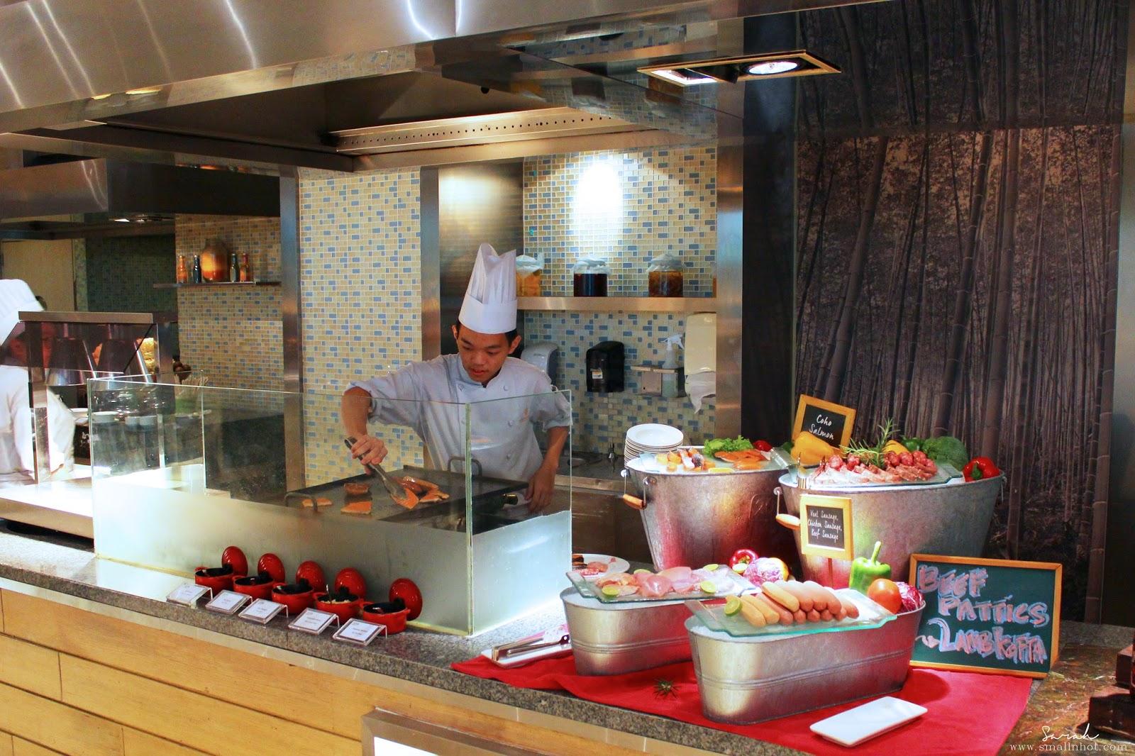 Sunday Bubbly Brunch Buffet @ Serena Brasserie, InterContinental Hotel KL - Small N Hot ...