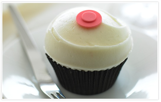 Sunkist Orange Soda Cupcakes Sprinkles Vanilla