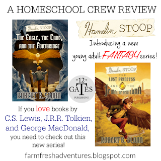 The Hamelin Stoop Series {Book Review}