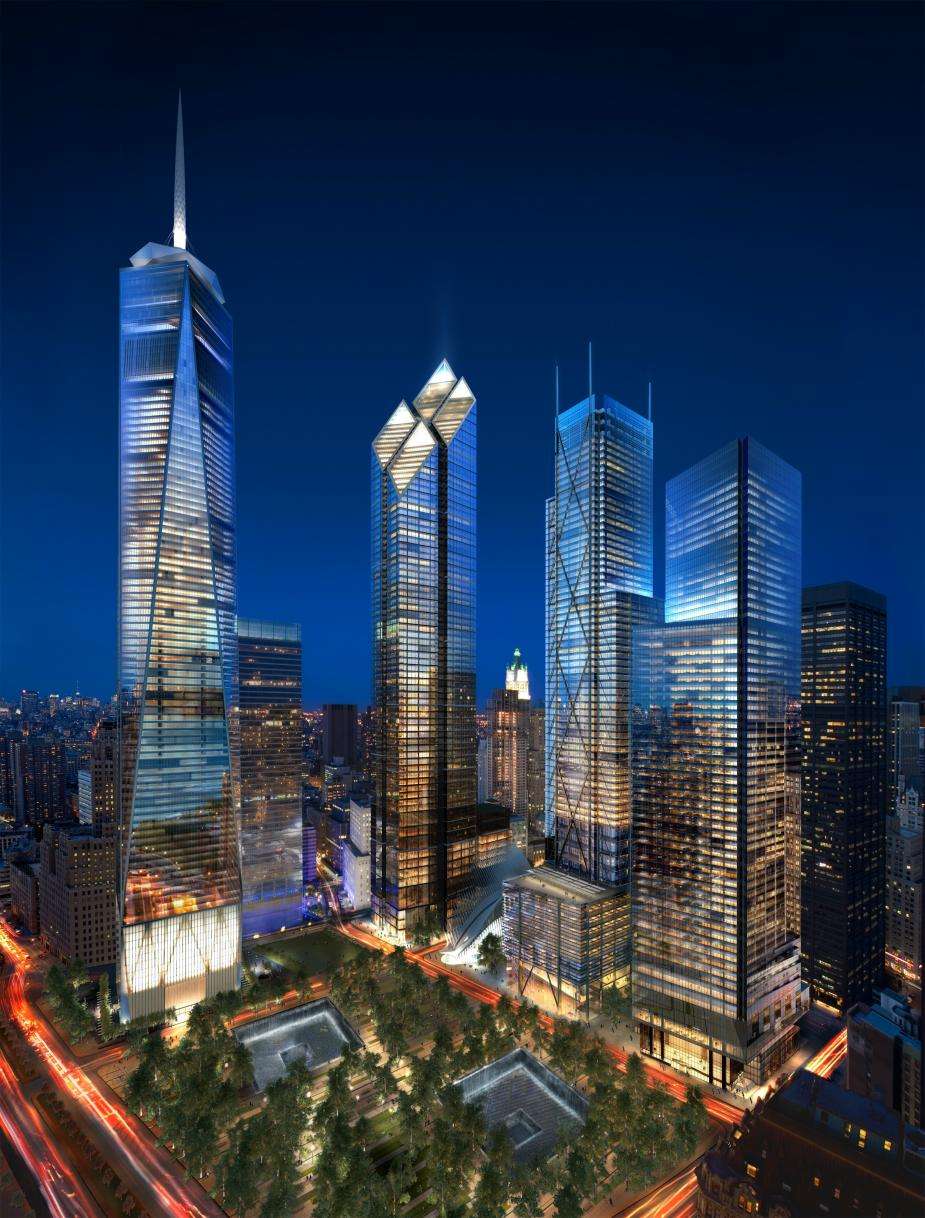 New: The Freedom Tower / World Trade Center