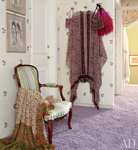 Celebrity Home: Elizabeth Taylor