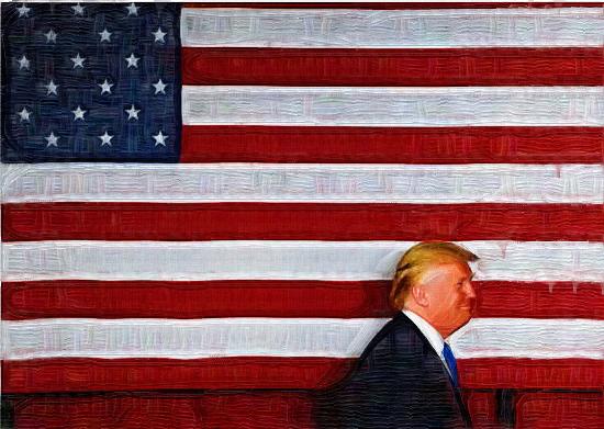 Trump Berkicau tentang Mitos 'Puluru dan Darah Babi'