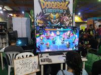 Zona indie en Gamepolis 2K18 - Super Dodgeball Beats