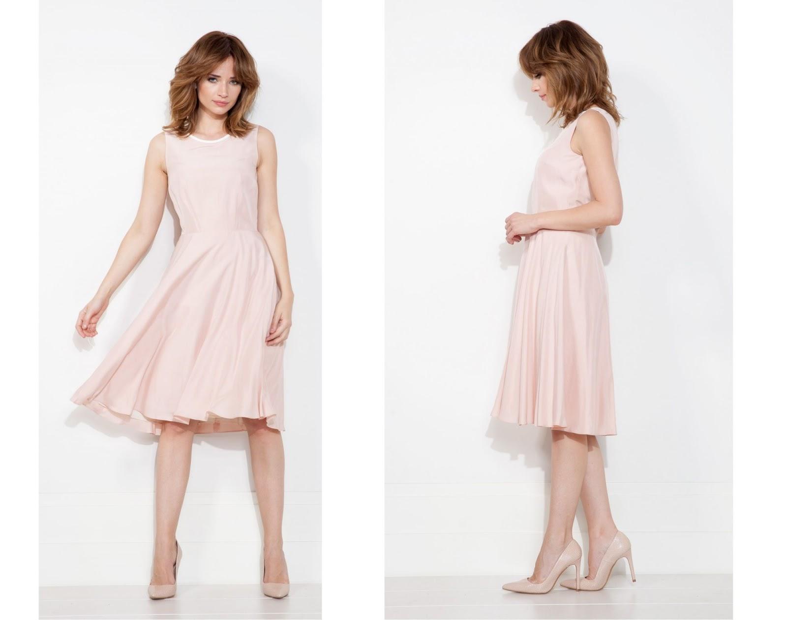 weselne sukienki | minimalistyczna sukienka | modna sukienka 2016 | jedwab