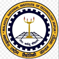 Malaviya National Institute of Technology, MNIT, Rajasthan, 12th, freejobalert, Latest Jobs, DEO, Clerk, mnit logo