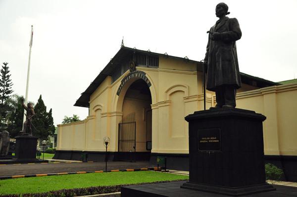 Museum Pembela Tanah Air (PETA) di Kota Bogor