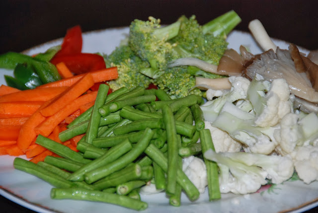 Resepi Sayur Campur Ringkas Sahaja