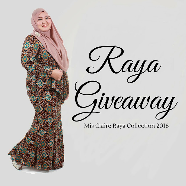 Raya #Giveaway with Mis Claire
